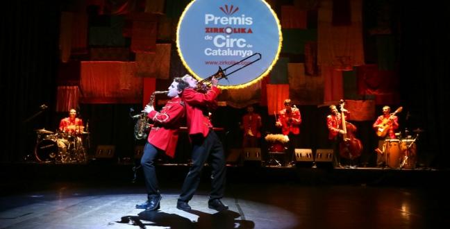 Els Premis Zirkòlika de Circ es traslladen al Mercat de les Flors i es lliuraran el 28 de setembre