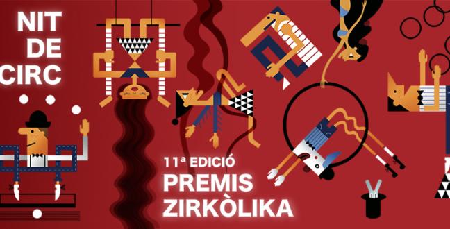 Convocatòria als Premis Zirkòlika de Circ de Catalunya 2020